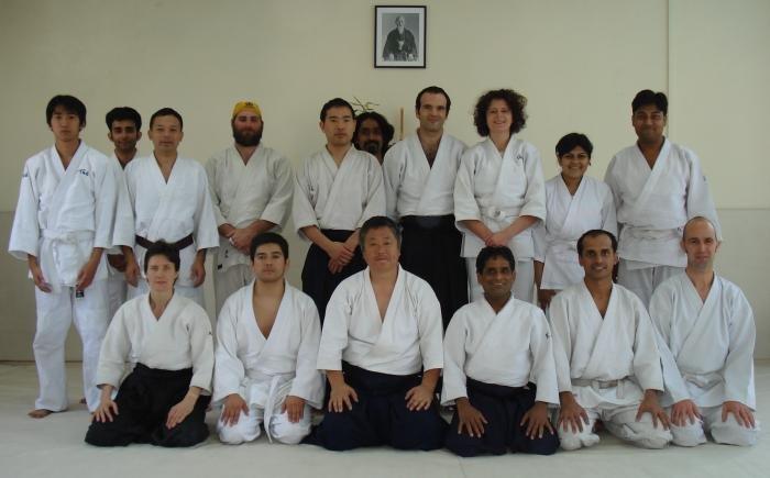New Delhi Aikido Dojo