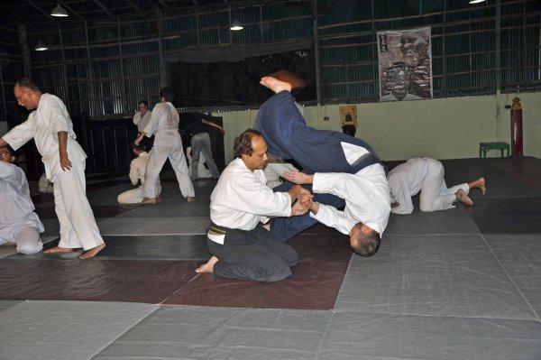 Kolkata Aikido Seminar1