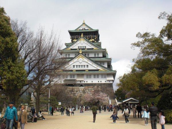Крепость Осака