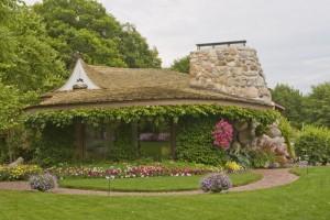 Mushroom Houses Of Charlevoix