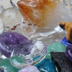 Целение кристаллами